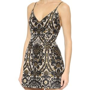 Free People Queen of Hearts Mini Dress size 2